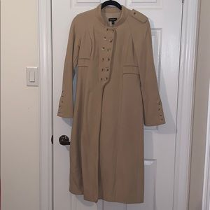jacket/swing coat